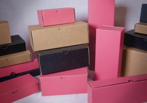 寄送包裝盒